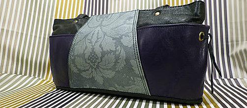 Kabelky - Kožená kabelka - Queen Mary - Sleva 20 % - 4242650_