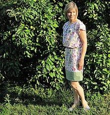 Tehotenské oblečenie - v ZľavE z 29,-letnoŠatky pohodlné ll - 4239668_