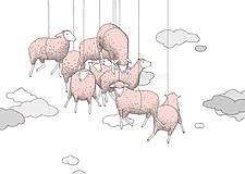 Obrazy - Keď sa sny menia v realitu - pink - 4242538_