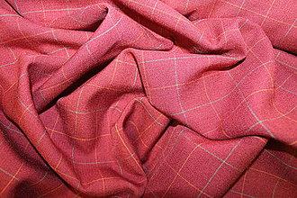 Textil - Čerešňa v kocke - 4246286_