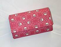 Peňaženky - Peňaženka - Pre princeznú. - 4243117_