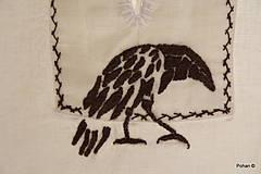 Nezaradené - Výšivka Raven - 4247758_