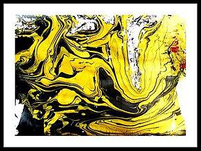 Obrazy - Abstrakcia CIX - 4248412_