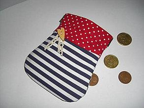 Peňaženky - Euro - Námornícka - 4249363_