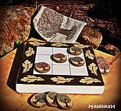Hračky - Piškvorky z Čarovného lesa - 4251560_