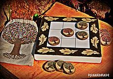 Hračky - Piškvorky z Čarovného lesa - 4251563_