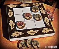 Hračky - Piškvorky z Čarovného lesa - 4251565_
