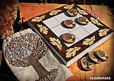 Hračky - Piškvorky z Čarovného lesa - 4251570_