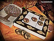 Hračky - Piškvorky z Čarovného lesa - 4251571_
