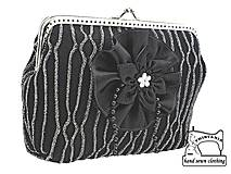 Spoločenská kabelka do ruky  , dámská kabelka 0990