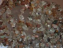 Minerály - Krištálové vlasy zmiešané - zlomky - 4251190_