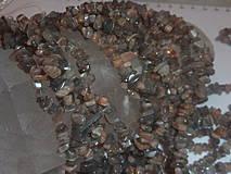 Minerály - Slnečný kameň - zlomky - 4251291_