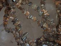 Minerály - Slnečný kameň - zlomky - 4251292_