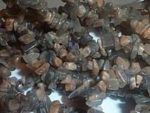 Minerály - Slnečný kameň - zlomky - 4251303_
