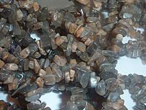 Minerály - Slnečný kameň - zlomky - 4251304_
