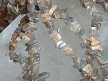 Minerály - Slnečný kameň - zlomky - 4251309_
