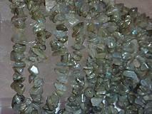Minerály - Labradorit - zlomky - 4251522_