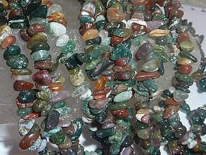 Minerály - Achát indiánsky - zlomky - 4251696_