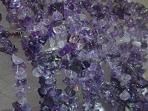 Minerály - Ametyst - zlomky - 4251933_