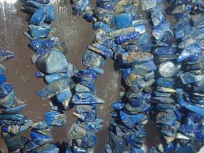 Minerály - Lapis Lazuli - zlomky - 4251941_