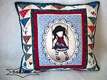 Úžitkový textil - Gorjuss na hojdačke - 4253088_