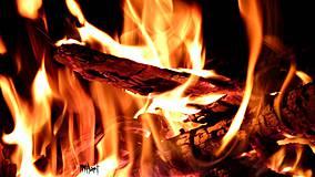 Fotografie - Oheň II - 4252216_
