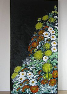 Obrazy - Chrysanthemum - 4256935_