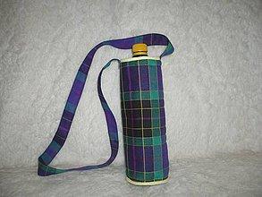 Iné tašky - Taštička na flašu - 4258483_
