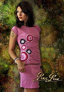 Šaty - Oldpink - 4255440_