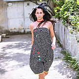 Šaty - Origo šaty lentilka 1 - 4257874_