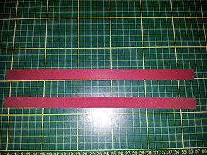 Suroviny - Linatex guma 28x1,5cm x 1,8mm, 800% - 4262050_