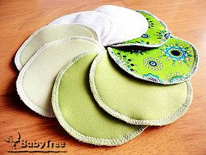 Drobnosti - BabyTree Mama - Zelená Mandala - 4261051_