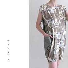 Šaty - SLEVA Minišaty - 4262504_
