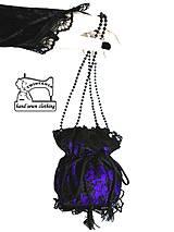 Kabelky - Pompadúrka burleskná kabelka  0180 - 4267361_