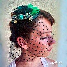 Ozdoby do vlasov - Madam zo Zeleného sveta - 4269144_