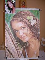 Kresby - Ukážka kresby A3 viacfarebná - 4267405_