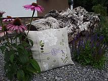Úžitkový textil - Obliečka na vankúš Provensal Herbs - 4267495_