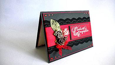 Papiernictvo - Pohľadnica Gothic 06 (v krabičke) - 4269246_