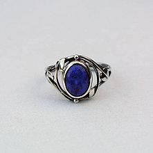 Prstene - Lapis ring - 4272131_