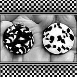 Náhrdelníky - Pani svetla a tmy - dvojprívesok - 4272215_