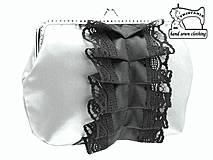 Dámská spoločenská kabelka , taštička  13901A
