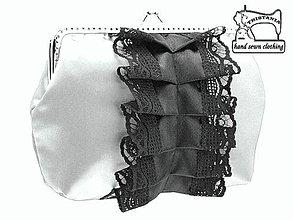 Kabelky - Dámská spoločenská kabelka , taštička  13901A - 4277431_