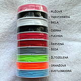 Galantéria - Nylon.šnúrka 1mm-10m - 4274996_