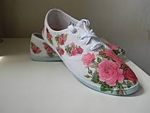 - flowers tenisky na zelanie - 4280525_