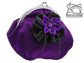 Taštičky - Dámska kabelka , spoločenská kabelka 08752 - 4282583_