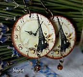 Náušnice - Paris - 4284225_