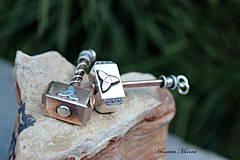 Šperky - Thorovo kladivo - 4282153_