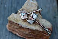 Šperky - Thorovo kladivo - 4282154_