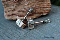 Šperky - Thorovo kladivo - 4282156_