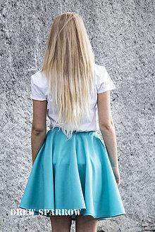 Sukne - Skater skirt - 4287606_